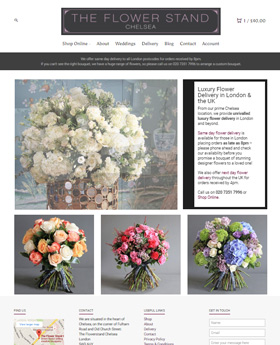 the-flowerstand-website-design